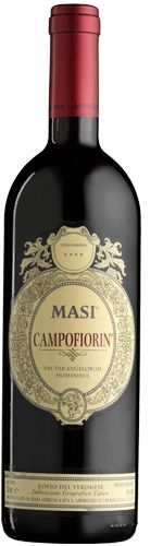 One of Masi's unique specialty wines, make with Masi double fermentation technique. A red wine made from local Veronese grapes.