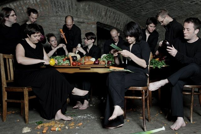 The Vegetable Orchestra, 17 aprile 2015
