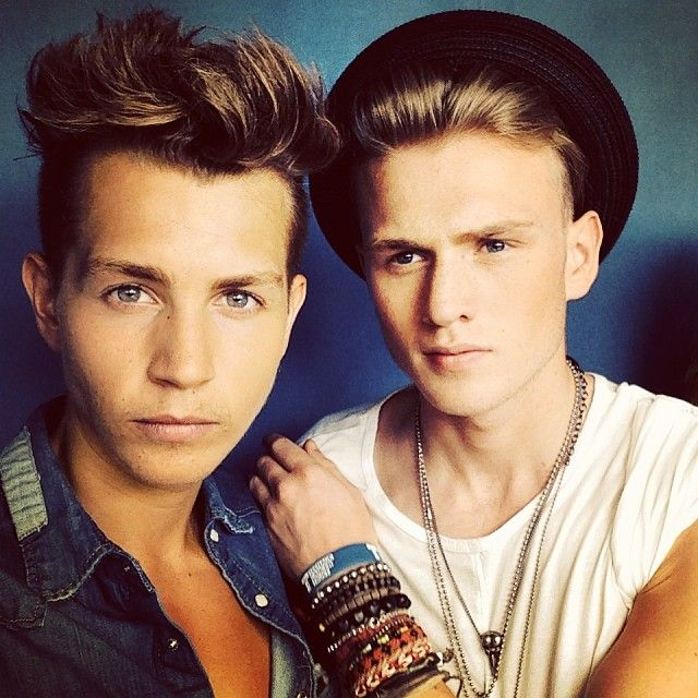 James and Tristan