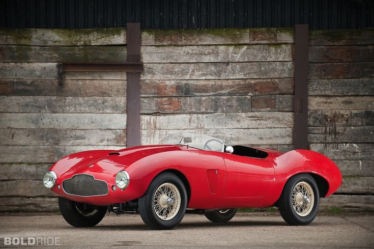 Aston Martin DB2/4 Spider by Bertone
