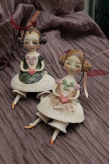Valentine girls by Elya Yalonetski ARTE24.EU, via Flickr