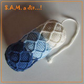 SAM-a-dit!: S.A.M. a dit... le filet de transport pour les balles de jonglage!