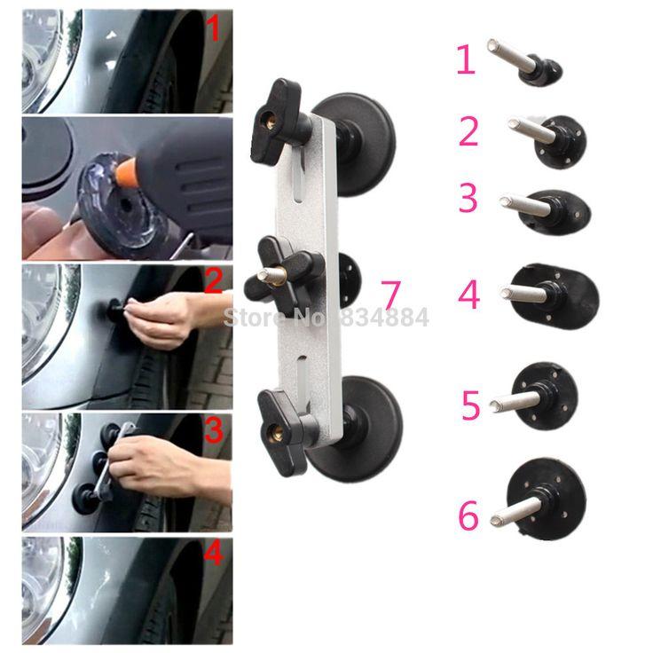 $9.34 (Buy here: https://alitems.com/g/1e8d114494ebda23ff8b16525dc3e8/?i=5&ulp=https%3A%2F%2Fwww.aliexpress.com%2Fitem%2FPDR-bridge-Tools-car-Paintless-Dent-Remover-Pulling-Bridge-Dent-Removal-For-Car-Body-Dent-Repair%2F32768349721.html ) PDR bridge Tools car Paintless Dent Remover Pulling Bridge Dent Removal For Car Body Dent Repair Tools with 7pcs puller tabs  for just $9.34