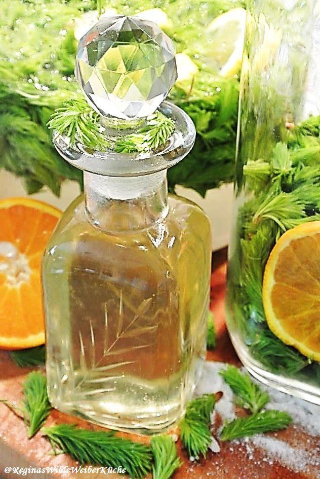 Fichtenwipfel/Orangen Sirup