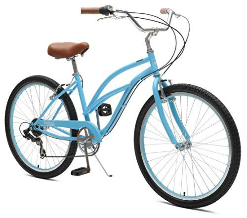 Critical Cycles Chatham-7 Women's  Beach Cruiser Bike Seven-Speed, Sky Blue http://coolbike.us/product/critical-cycles-chatham-7-womens-beach-cruiser-bike-seven-speed-sky-blue/