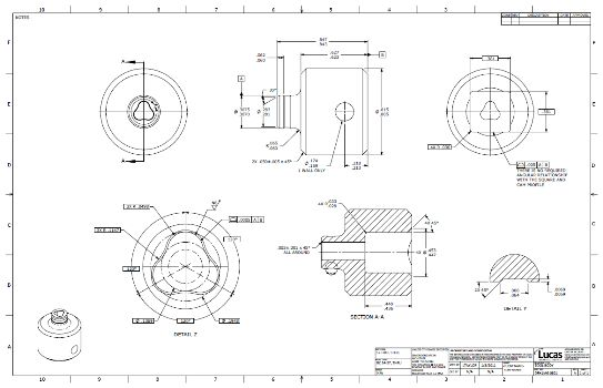 How To Develop Mechanical Cad Drawings And Design As A Cad