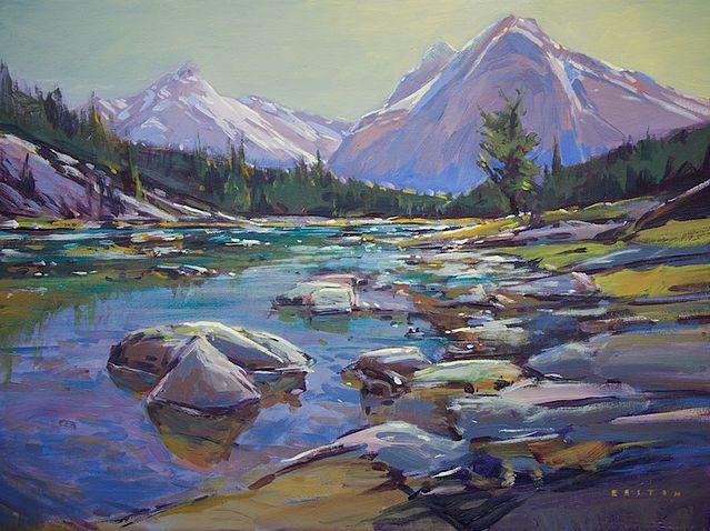 Charlie Easton Artist