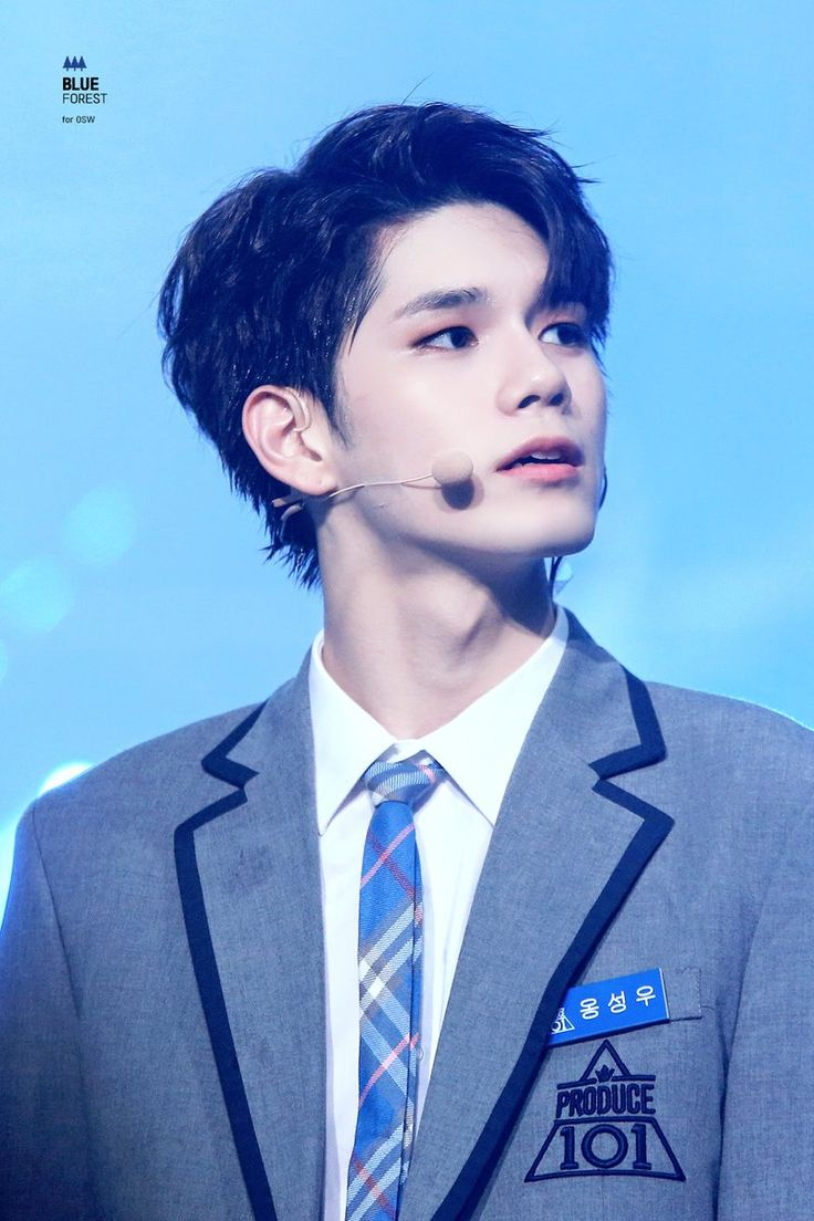 Ong Seong-woo 옹성우♡ BLUE FOREST (@bf_osw)