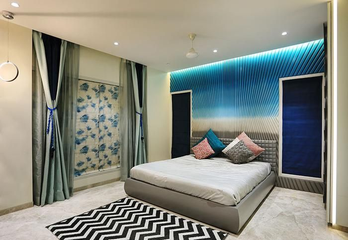 Interior Design by 6th Degree Design Associates, Surat. Browse the largest collection of interior design photos designed by the finest interior designers in India.