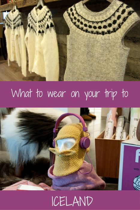 What to pack for your trip to Iceland