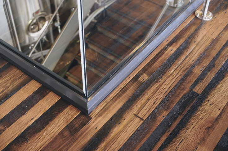 Re-milled Tongue and Groove Flooring