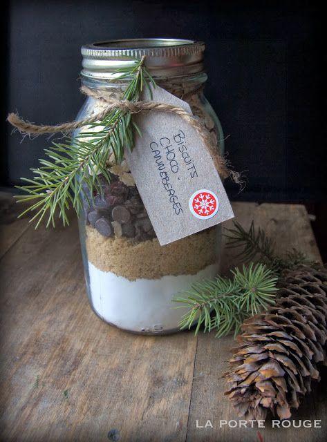 Idée cadeau - Biscuit en pot