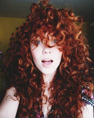 Imagem forte a seguir. | 17 imagens de cabelos ruivos que vão te dar vontade de correr para o salão
