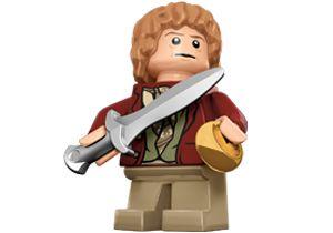 LEGO.com The Hobbit™ Personnages - BILBON SACQUET™