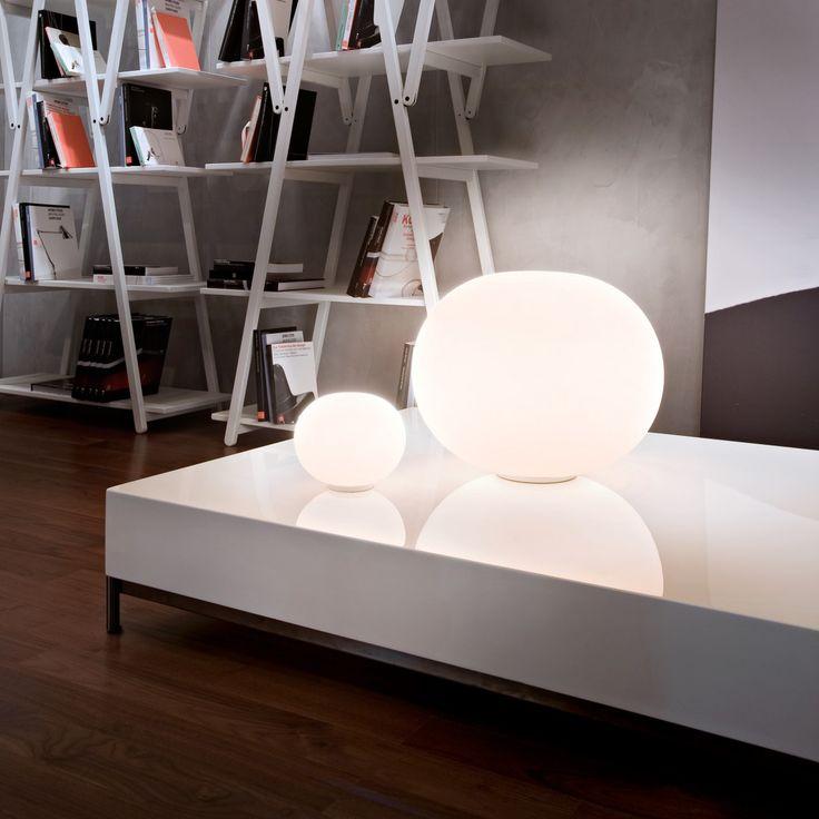 Flos Glo-Ball basic tafellamp | FLINDERS verzendt gratis