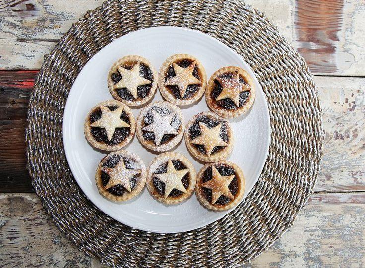 Britské vánoční koláčky mince pie