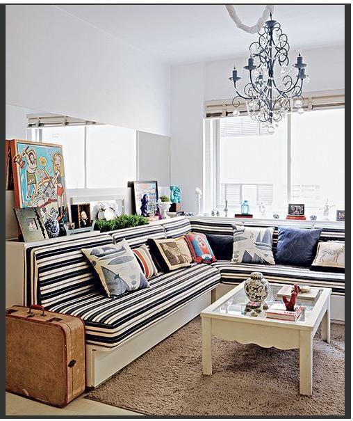 94 best Decoração que adoro images on Pinterest | Living room ...