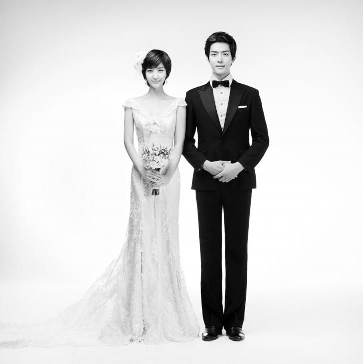 Korea Pre-Wedding Photoshoot - WeddingRitz.com » DongGam studio Movie star 2011- Korea wedding photo
