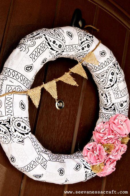 western burlap ribbon | party) leah & kinley's pink & aqua cowgirl shindig