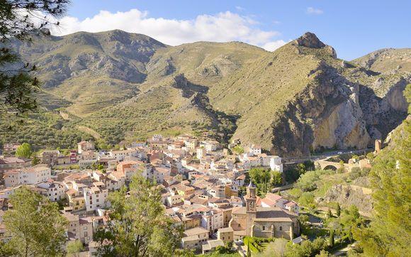 En Arnedillo, La Rioja, se encuentra el Hotel SPA TermaEuropa Balneario Arnedillo 4*