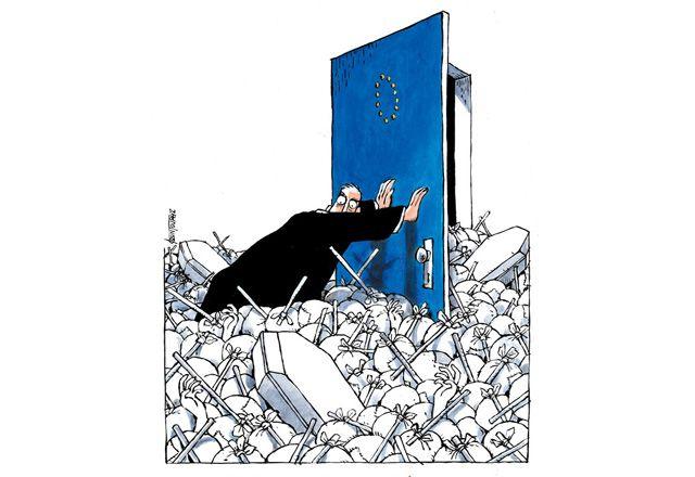 """Chaos bei den Flüchtlingszahlen: Die EU meldet per Ende September 710.000 """"Migranten"""". Der Innenminister meldet bis Oktober allein 758.000 Ankünfte in Deutschland. Irgendetwas stimmt da nicht – und…"""