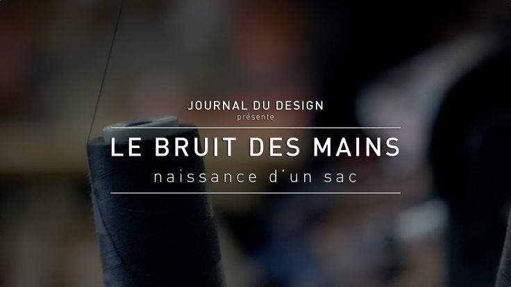 LE BRUIT DES MAINS // NAISSANCE D'UN SAC