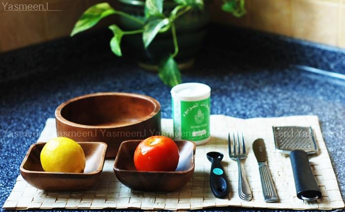مُمَيز Tomato Mask & Scrub :D | قناع آلطماطم لنضارة البشره ~ - منتديات شمواه|SHAMOA FORUM ®