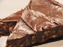 Jas McPhee's No-bake Chocolate Fudge Slice