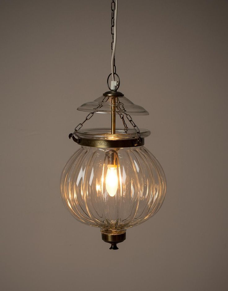 MELON lamp clear | Electric lamps | Lamps | Home | INDISKA Shop Online
