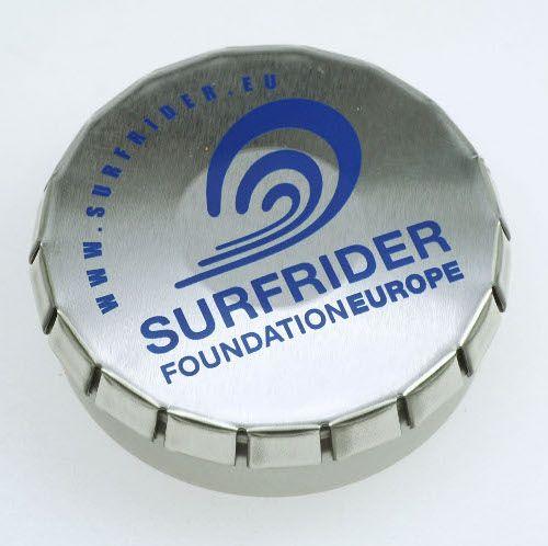 Ne jetez plus vos mégots par terre, pensez au cendrier de poche Surfrider !