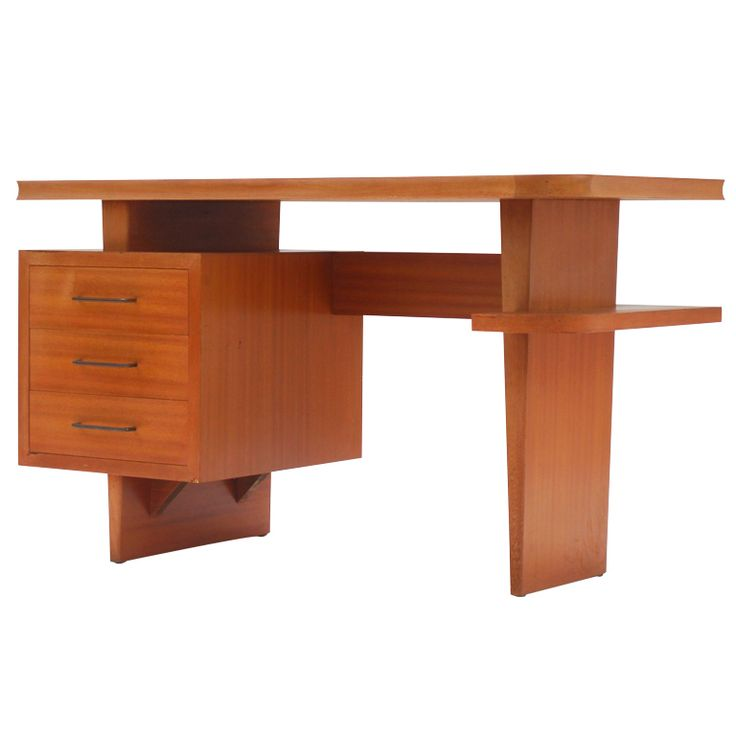1940u0027s french avant garde modernist desk from a unique collection of antique and modern desks