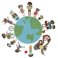 Beautiful new Child Rights 2013 Calender - download it for free!    #childrights #backtoschool