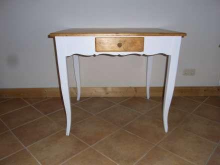 Antiker Biedermeier Tisch Esstisch Küchentisch Schreibtisch - Sehr ...