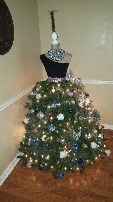 My Christmas Tree Dress