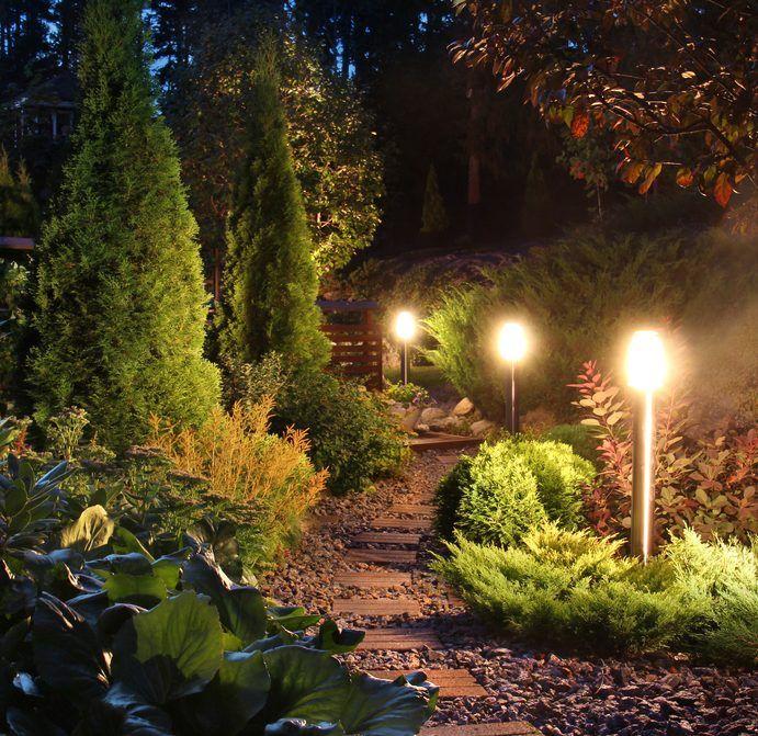 Bahçeler İçin Yaratıcı Dekorasyon Uygulamaları