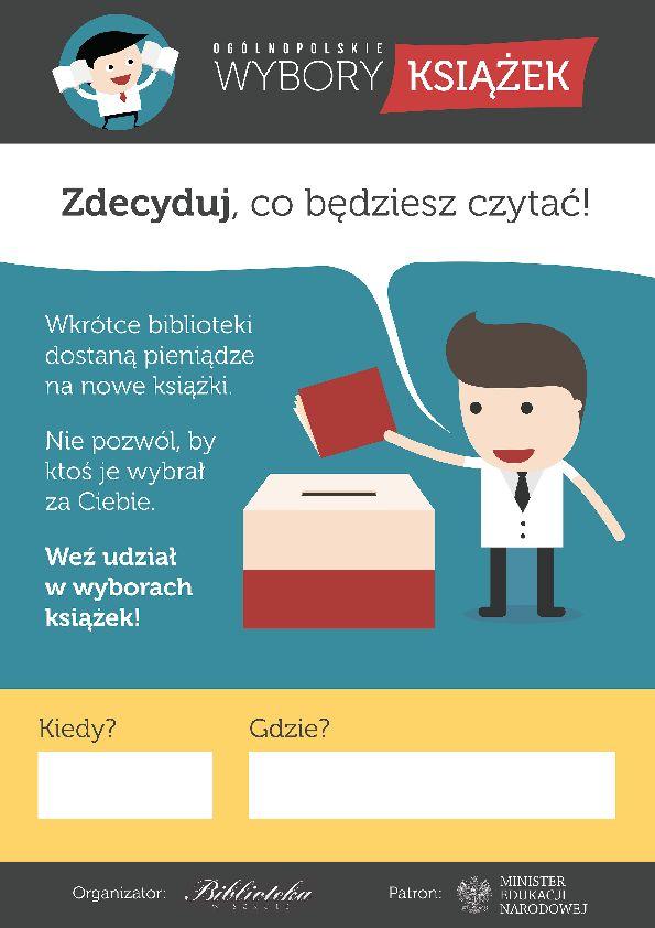 Ogólnopolskie Wybory Książek