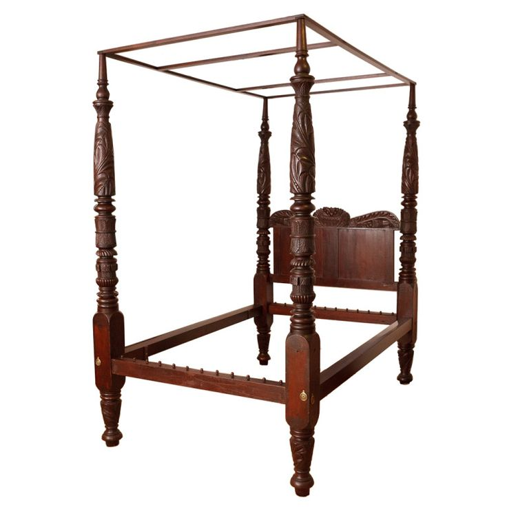 8 best antique beds images on pinterest antique beds 3 for American empire bedroom furniture