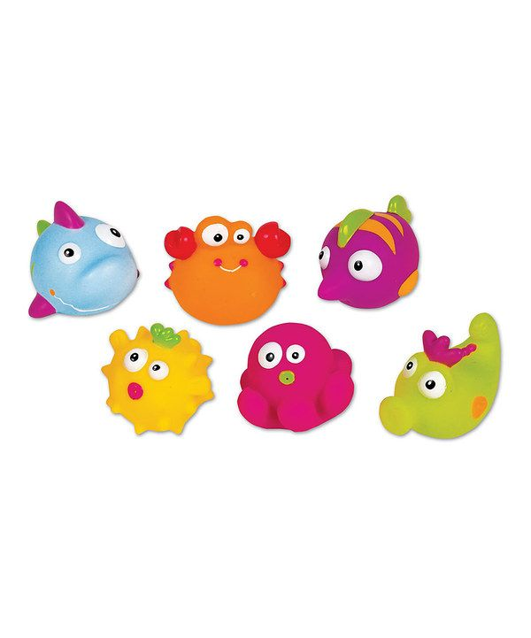 Take a look at this In the Ocean Squirter Set on zulily today!