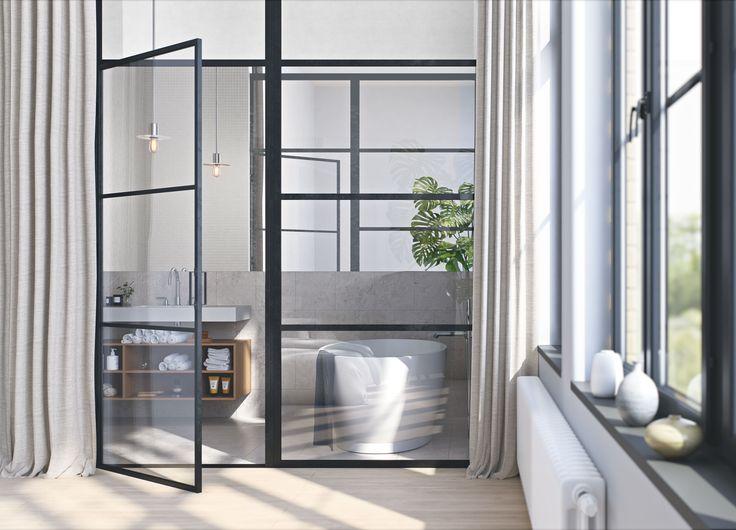 Oscar Properties #oscarproperties stockholm - windows - toilet - curtains - windows