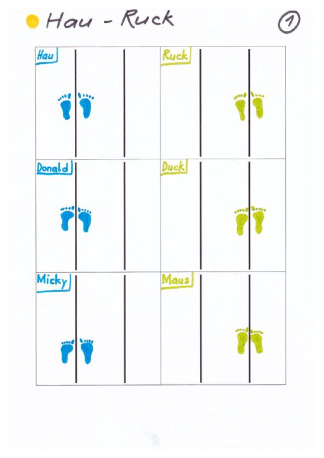 Innerhalb deiner Klasse trainierst du in Dreier – bis Fünfergruppen. Benutze eine der Vorlagen auf dem Pausenplatz oder spiele eine Form, die jemand aus deiner Gruppe kennt. Auf dem Pausenplatz werden dir Gummitwists zur Verfügung gestellt. Es wäre aber gut, wenn ihr pro Klasse zusätzlich zwei, drei Gummitwists auftreiben könntet. Nutze die ganze Pausenverlängerung zum Training, denn vielleicht versuchen wir am Ende des Schuljahres einen...  Gummitwist kann auf viele verschiedene Arten…