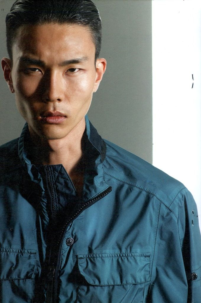 JINKAY for STONE ISLAND​ S/S15 collection