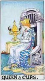 Королева кубков