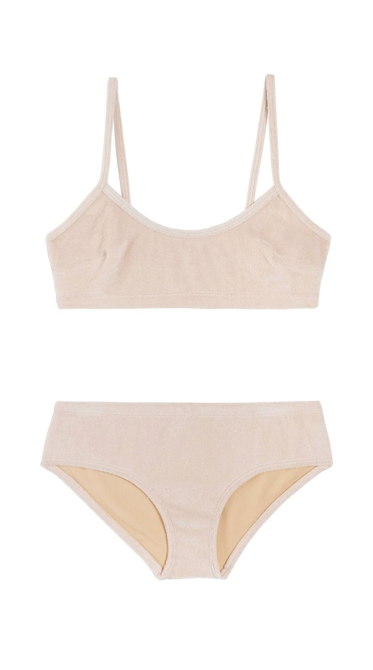 Baserange Terry Classic Bikini