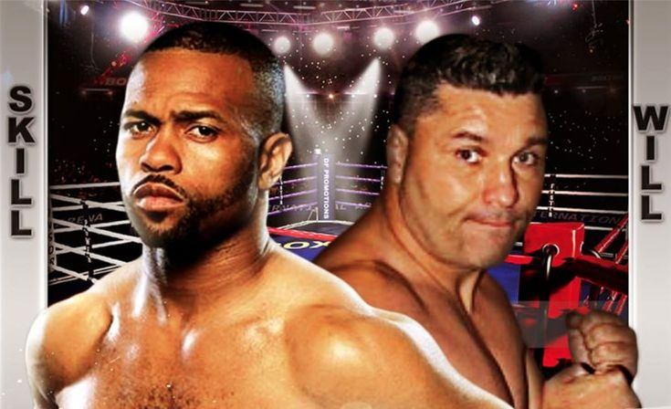 EXCLUSIVE: Fighter Roy Jones Jr. Is Back For Boxing, Bars And Brawls! -