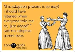 Adoption & Foster Care: My Personal Experiences: Adoption Humor & Hope