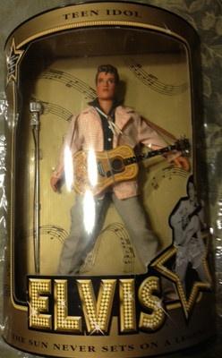 '68 Special Elvis Presley Doll in Box | eBay