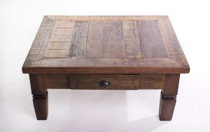 modelos de mesinha de centro de madeira