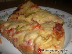 Ζύμη+για+πίτσα+και+πεϊνιρλί+#sintagespareas