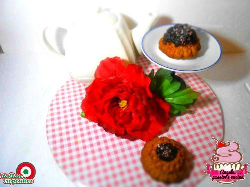Cupcake+con+crema+alla+banana