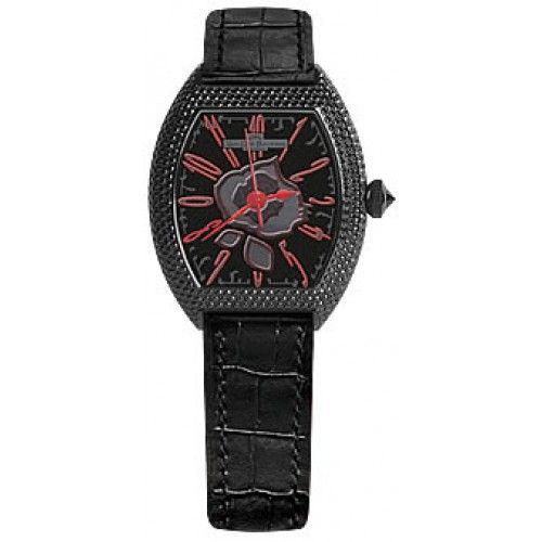 VAN DER BAUWEDE 25X31.5 MM BLACK SHADOW LEGEND MINI QUARTZ 13152  For more details follow this link: http://www.luxurysouq.com/luxurysouq/Van-Der-Bauwede-25x31.5-mm-Black-Shadow-Legend-Mini-Quartz-13152